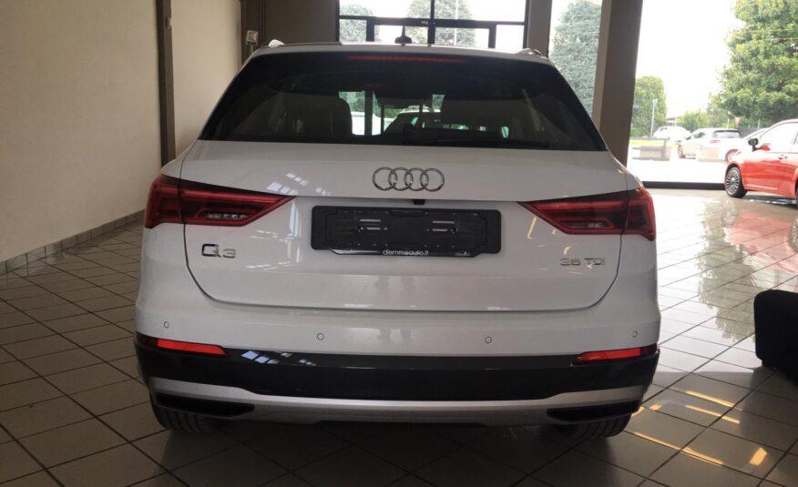 Audi Q3 35 Tfsi Business Advanced S-Tronic km 0