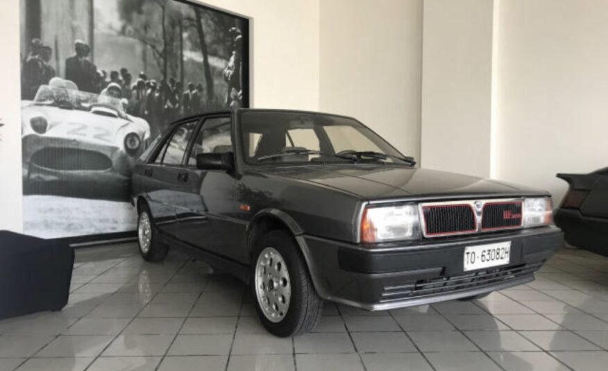 Lancia Delta 1600 HF Turbo prima serie iscritta ASI targa Torino