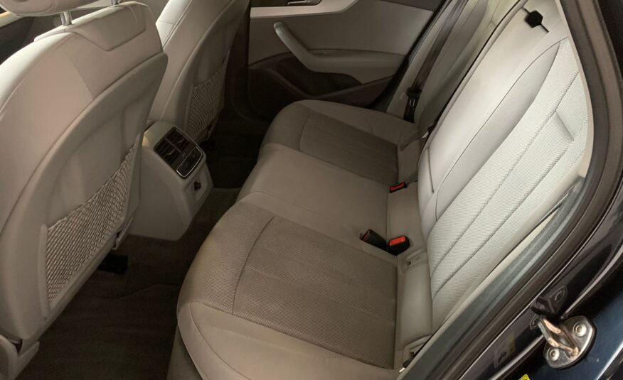 AUDI A4 AVANT ALLROAD 190CV